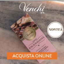 Cioccolato Venchi Idee Regalo dolci italiani