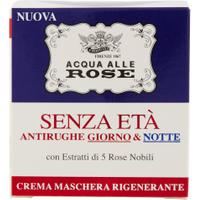 Acqua alle Rose Senza Età Antirughe Crema Maschera Rigenerante 50 ml in vendita da Caddy's Shop Online in offerta