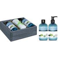Amovita Vera Detox Bagno + Crema Corpo + Lavetta in vendita da Caddy's Shop Online in offerta