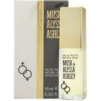 Alyssa Ashley Musk Edt 15 ml in vendita da Caddy's Shop Online in offerta