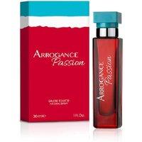 Arrogance Passion Edt 30 ml in vendita da Caddy's Shop Online in offerta