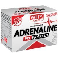 ADRENALINE PREWORKOUT Why Sport All Supplements IT