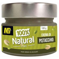 100% Natural Crema Di Pistacchio 100g Mg Food Supplement All Supplements IT