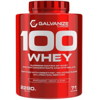 100 Whey 2280g Galvanize Nutrition All Supplements IT
