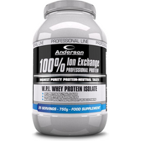 100% ION EXCHANGE Professional Protein 2 kg Anderson Research All Supplements IT