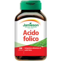 Acido Folico 200Cpr Jamieson All Supplements IT