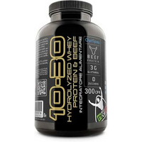 10=30 HYDROLYZED WHEY PROTEIN & BEEF 300 CPR Net Integratori All Supplements IT