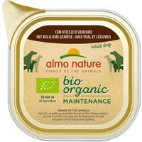 Almo Nature Bio Pate Vitello e Verdure 100 gr in vendita da Caddy's Shop Online in offerta