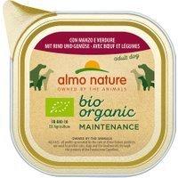 Almo Nature Bio Pate Manzo e Verdure 100 gr in vendita da Caddy's Shop Online in offerta