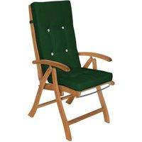 Vendita Detex Stuhlauflage 6er-Set Grün für Hochlehner Vanamo in offerta online