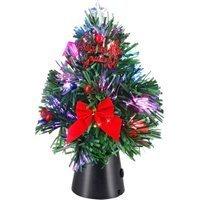 Vendita Casaria Albero di Natale 26cm con USB in offerta online