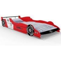 Vendita Casaria Letto per bambini Formula 1 rosso in offerta online
