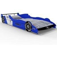 Vendita Casaria Letto per bambini Formula 1 blu in offerta online