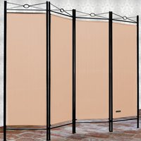 Vendita Casaria Paravento rosè 180x163cm in offerta online