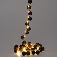 Vendita Casaria Catena di luci LED marrone in offerta online