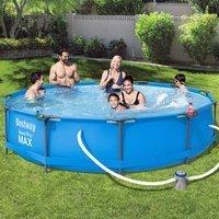Vendita Bestway Bestway Steel Pro Max™ Pool Ø366cm in offerta online
