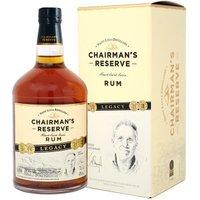 Vendita  Rum Rum Chairmans Reserve Legacy Saint Lucia Distillers in offerta da VinoPuro